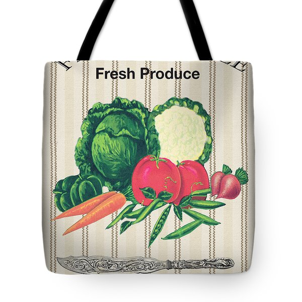 Farm To Table-jp2124 Tote Bag