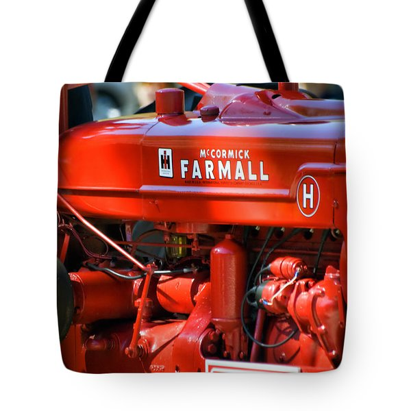 Farm Tractor 11 Tote Bag