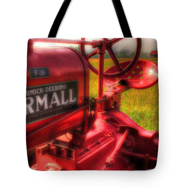 Farmall Morning Tote Bag