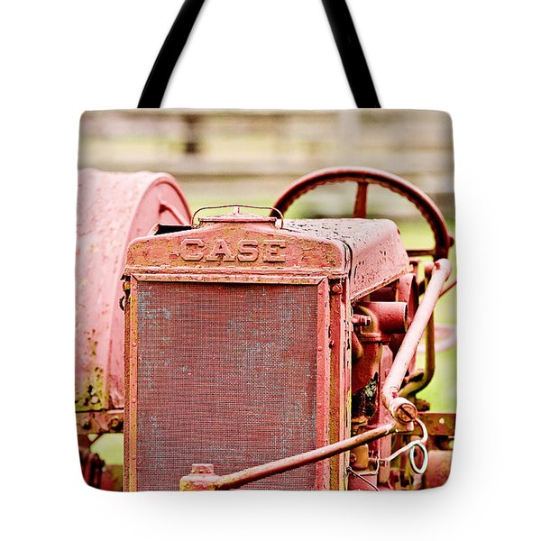 Farming Relic Tote Bag by Scott Pellegrin