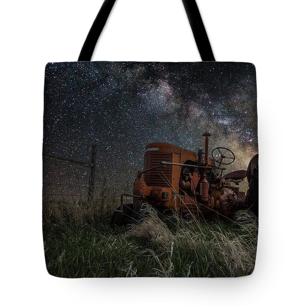 Farming The Rift Tote Bag