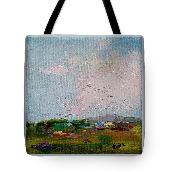 Farmland IIi Tote Bag