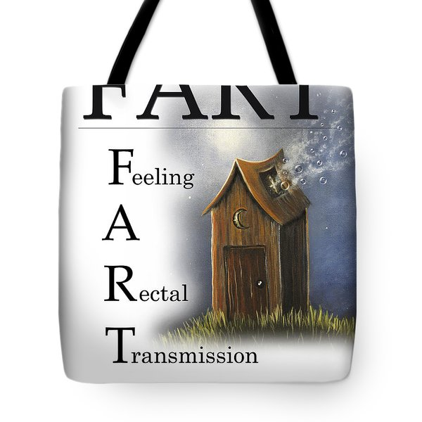Fart Buseyism By Gary Busey Tote Bag