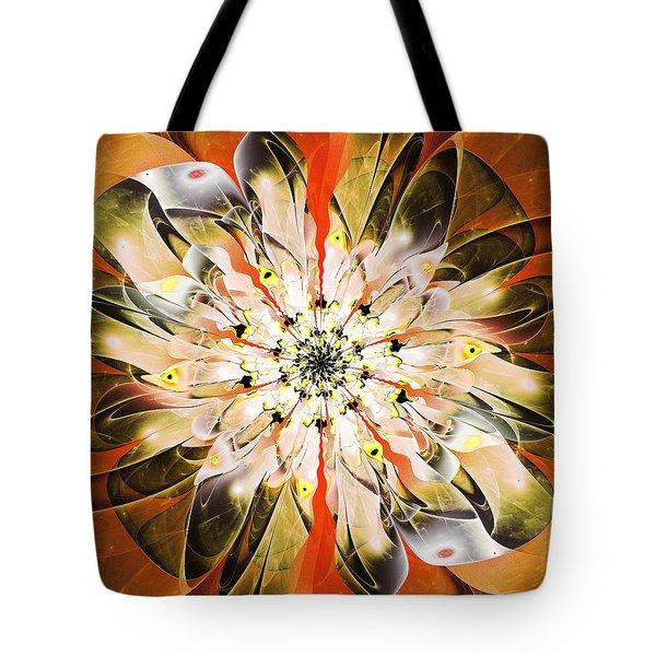 Fascinating Tote Bag by Anastasiya Malakhova