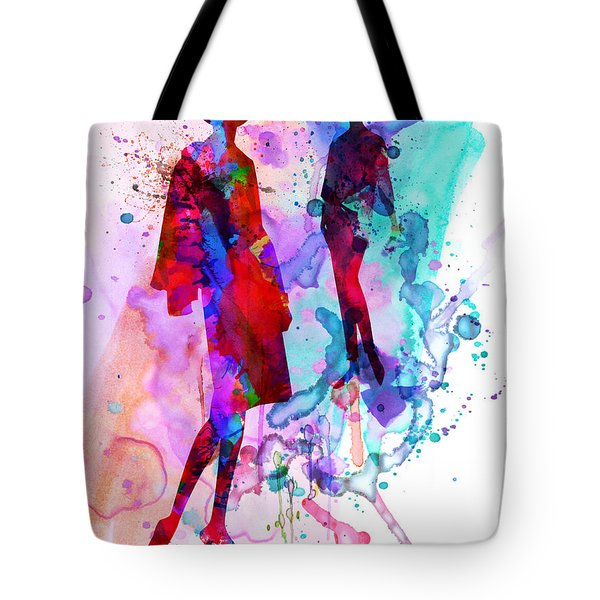 Fashion Models 8 Tote Bag
