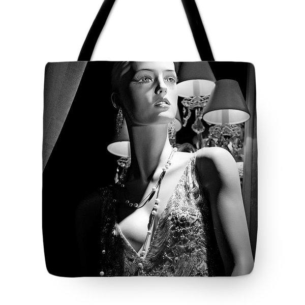 Fashionable Lady Tote Bag