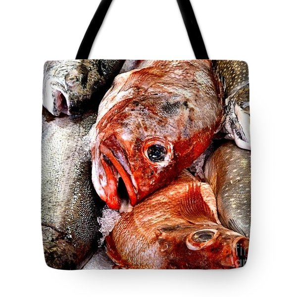 Fate Would Have It Tote Bag by Lauren Leigh Hunter Fine Art Photography