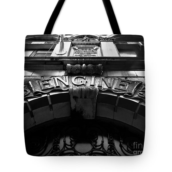 Fdny - Engine 55 Tote Bag