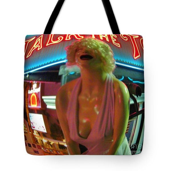 Fear And Loathing In My Vegas Tote Bag by John Malone