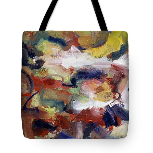 Fear Of The Foreigner Tote Bag