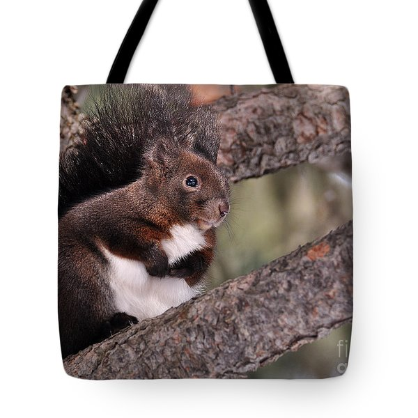 Fearful Tote Bag by Simona Ghidini