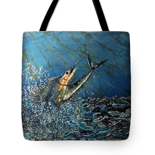 Fearless  Tote Bag by Sue Duda