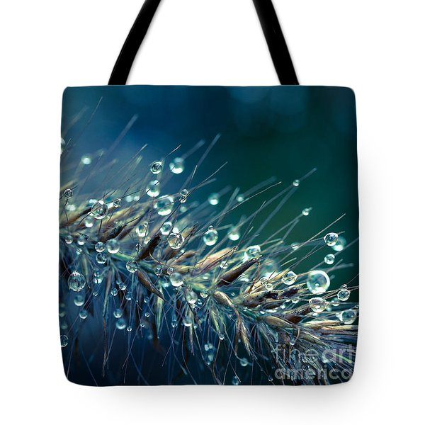 Feather Grass Dance  Tote Bag