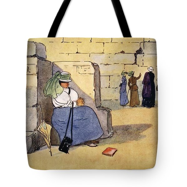 Fed Up!, From The Light Side Of Egypt Tote Bag