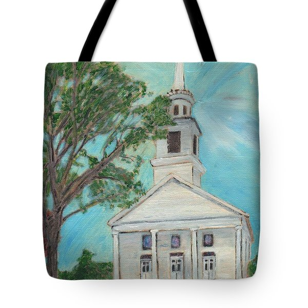 Federated Church Tote Bag