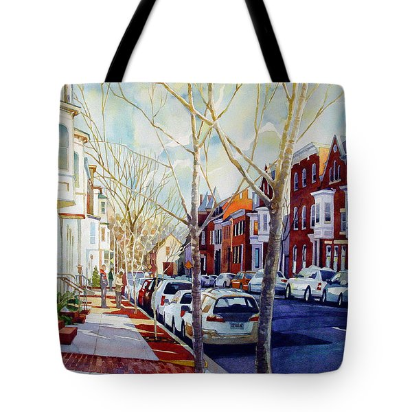 Feeding The Meter Tote Bag