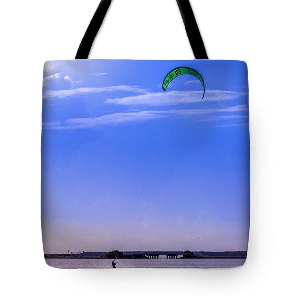 Feeling Free Tote Bag