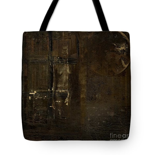 Feeling Invisible Tote Bag by Andrea Kollo