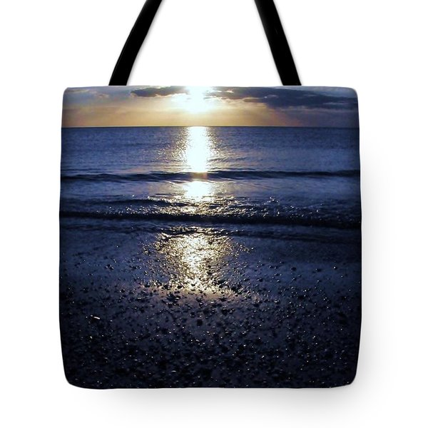 Feeling The Sunset Tote Bag
