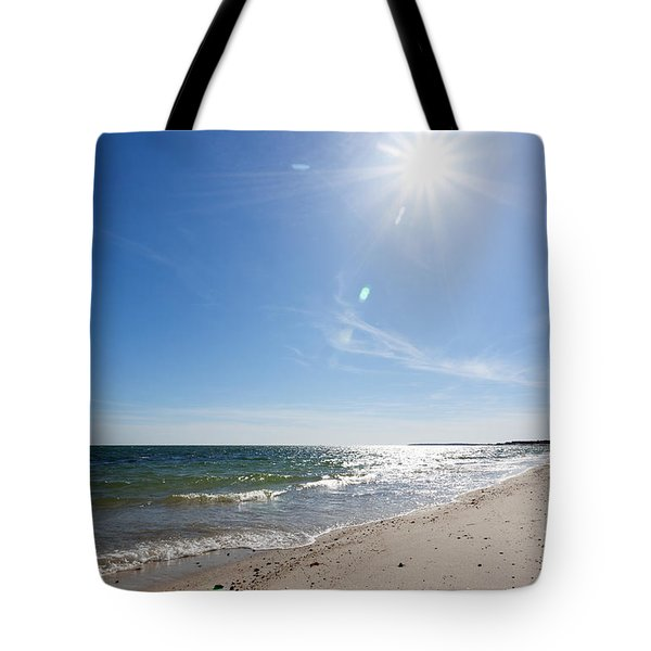 Feeling The Warmth Of Hope And Happiness Tote Bag
