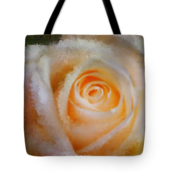 Feelings Of Flowers - Image Art Tote Bag by Jordan Blackstone