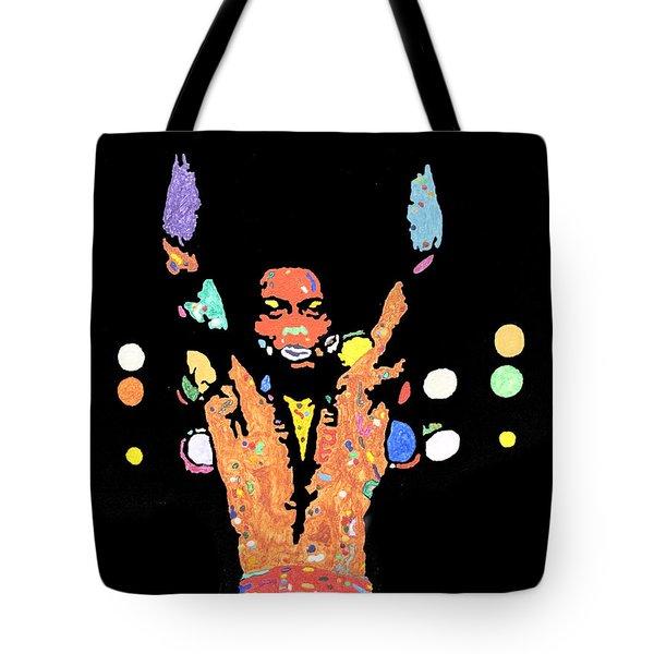 Fela Kuti Tote Bag by Stormm Bradshaw