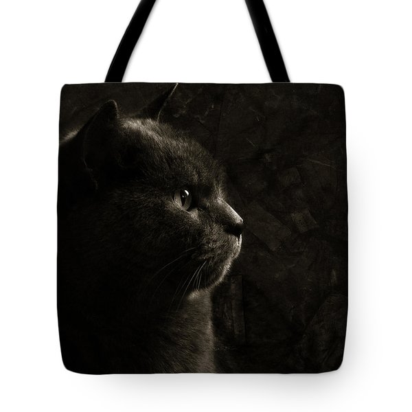 Feline Perfection Tote Bag