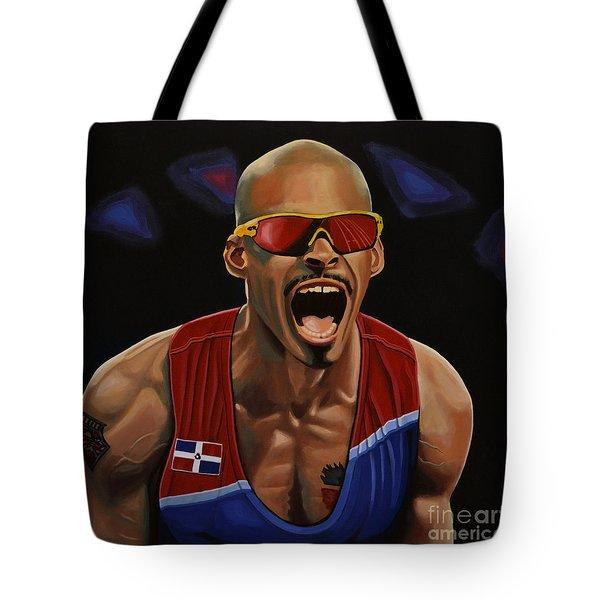 Felix Sanchez Tote Bag by Paul Meijering