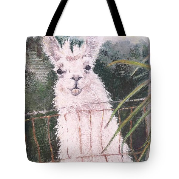 Fences Make Good Neighbors Tote Bag