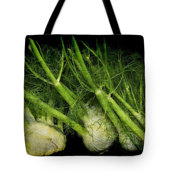 Flemish Fennel Art Tote Bag