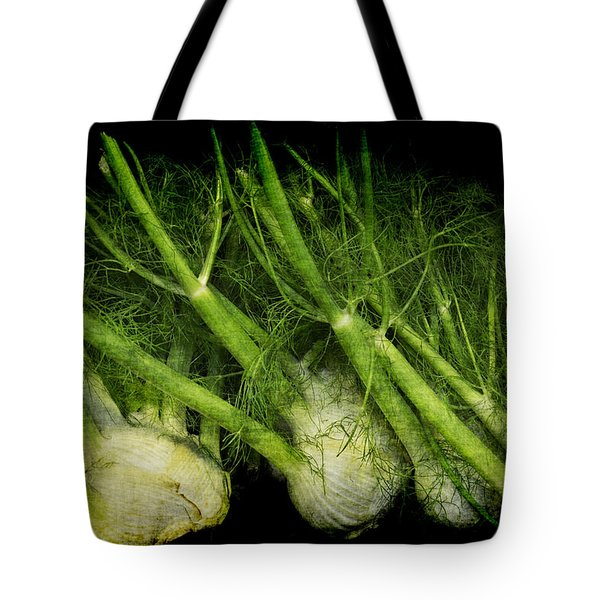 Tote Bag featuring the photograph Flemish Fennel Art by Jennifer Wright