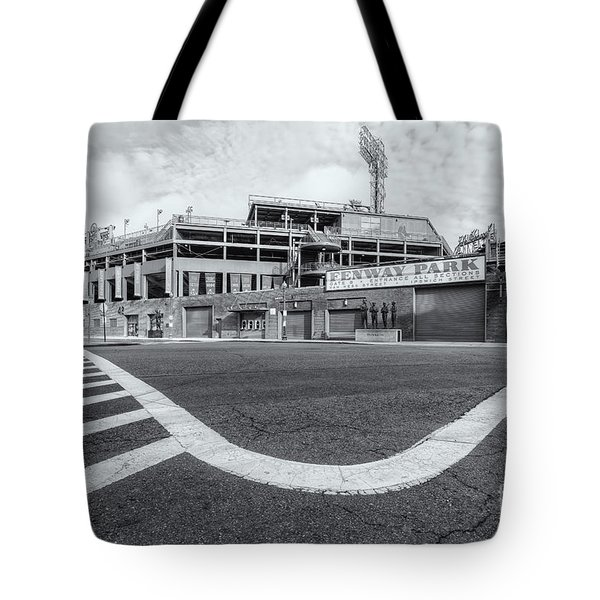Fenway Park Vi Tote Bag by Clarence Holmes