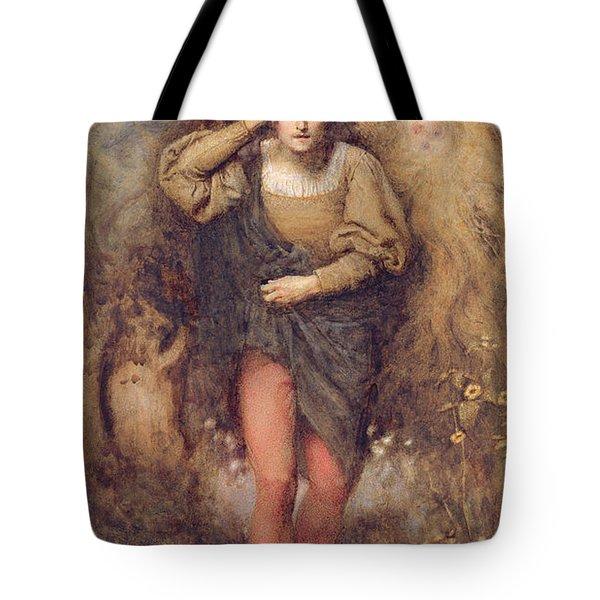 Ferdinand And Ariel, 1880 Tote Bag