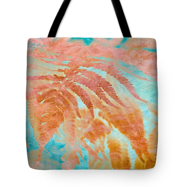 Fern Impressions Art Tote Bag