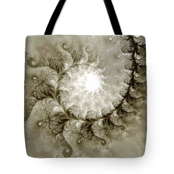 Fern Tote Bag by Kevin Trow