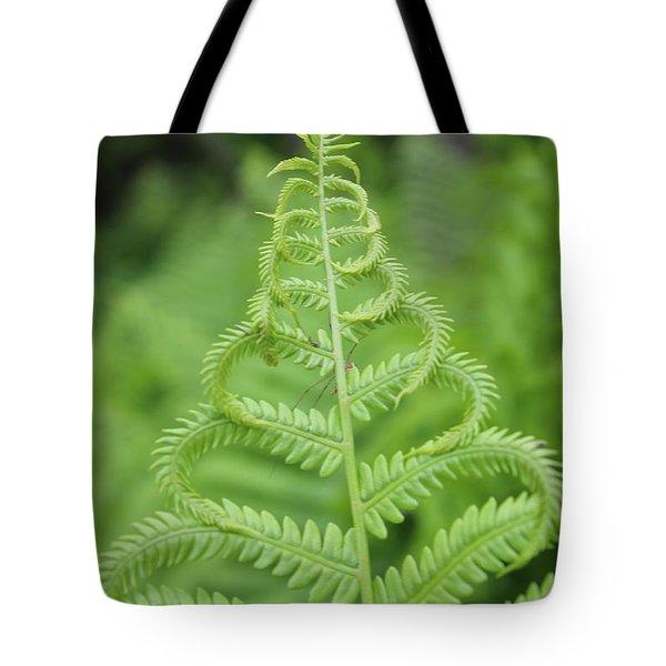Fern Tote Bag by Tiffany Erdman