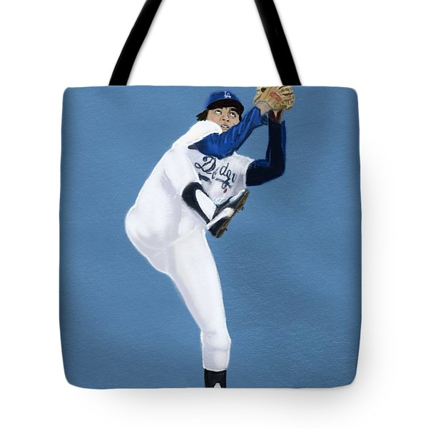 Fernandomania  Tote Bag by Jeremy Nash