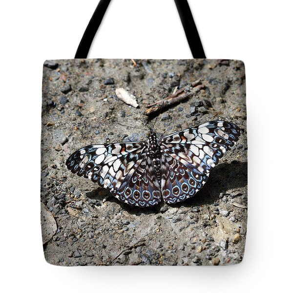 Feronia Cracker Butterfly Tote Bag
