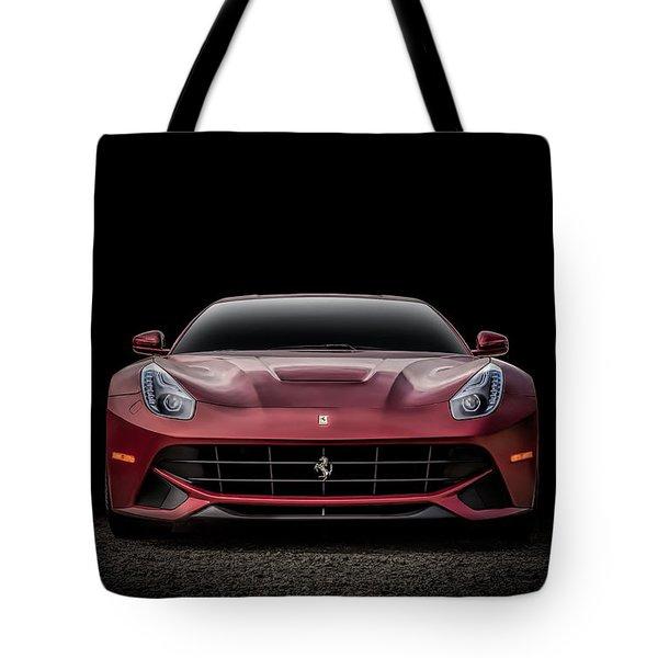 Ferrari F12 Tote Bag