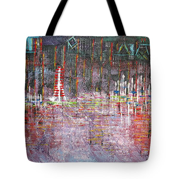 Ferris Wheel Fun - Sold Tote Bag