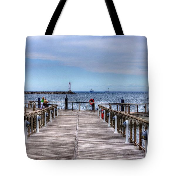 Ferry I See You Tote Bag