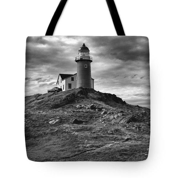 Ferryland Lighthouse Tote Bag