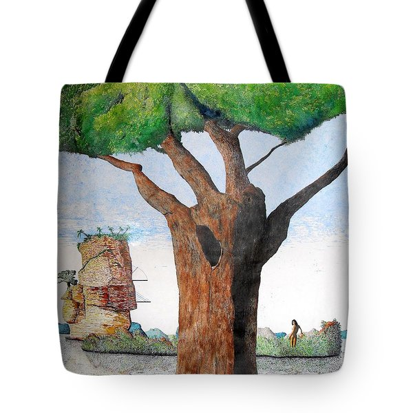 Fertile Worlds Tote Bag