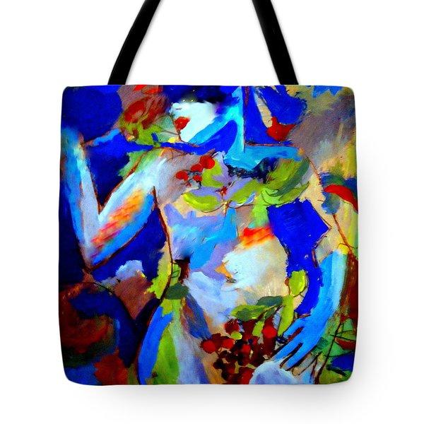 Fertility Tote Bag by Helena Wierzbicki