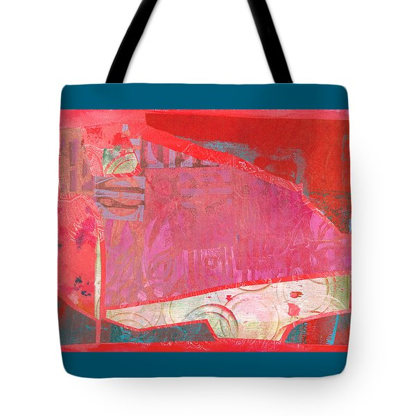 Festival Tote Bag by Catherine Redmayne