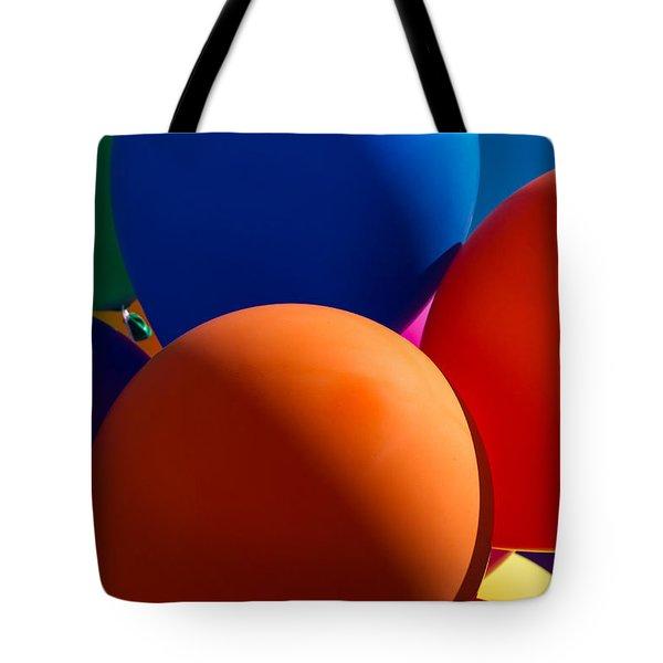 Festive Mood - Featured 2 Tote Bag by Alexander Senin