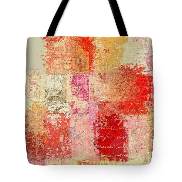 Feuilleton De Nature - S01t02a Tote Bag by Variance Collections