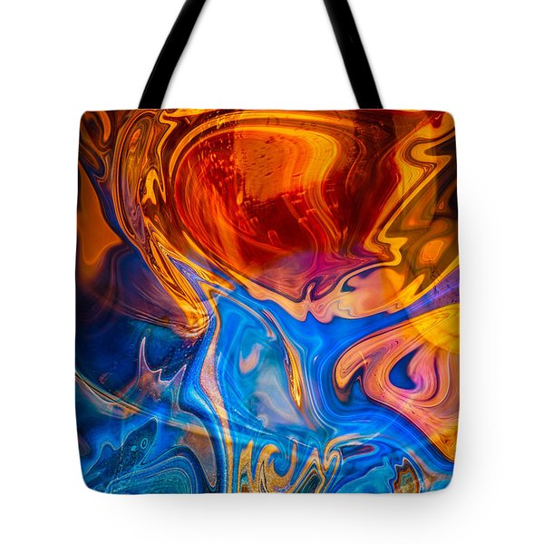 Fever Dreams Tote Bag by Omaste Witkowski