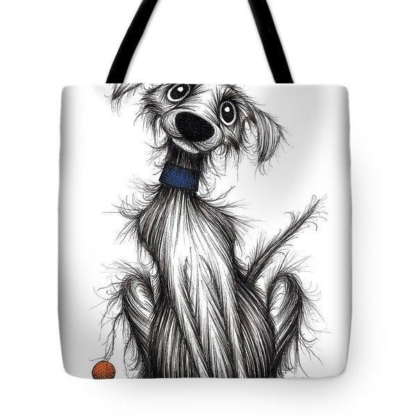 Fido The Dog Tote Bag
