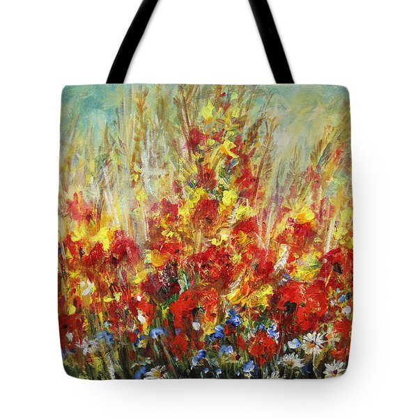 Fields Of Dreams II Tote Bag